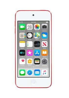 Apple iPod Touch 7th Generation 32GB Red MVHX2LL/A