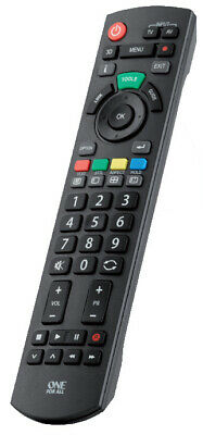 One For All Panasonic Replacement Remote Control - URC1914, for Panasonic TV's