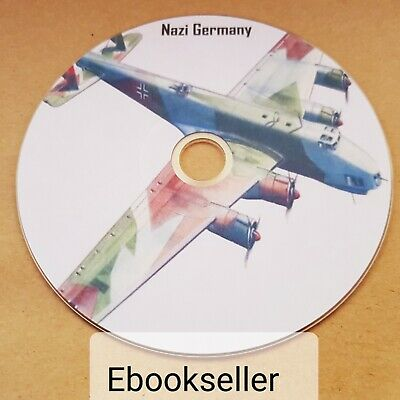 Nazi Germany, over 200 pdf ebooks about hitler's germany great reading on a disc
