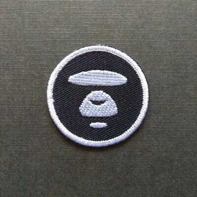 Bathing Ape Bape Round Small Iron On Patch