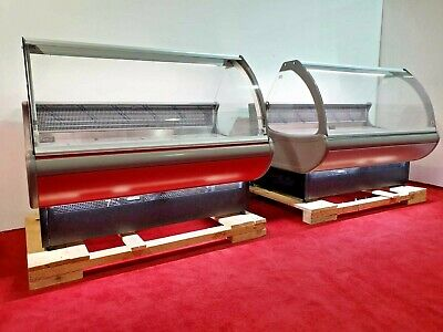1.5M Serve Over Display Counter Chiller Meat/Fish Fridge Deli Counter
