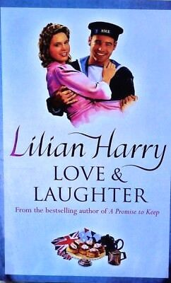 Lilian Harry  Love & Laughter  Paperback Book   Author Of A Promise To Keep
