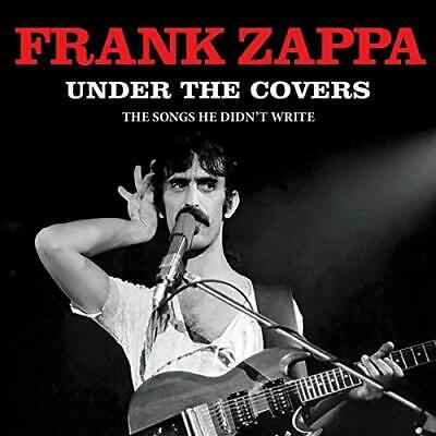 FRANK ZAPPA 'UNDER THE COVERS' CD (1st November 2019)