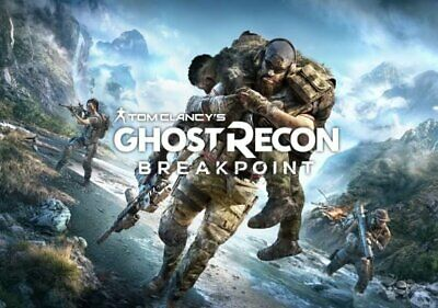 Tom Clancy's Ghost Recon: Breakpoint EMEA PC KEY (Uplay) Pre-Order