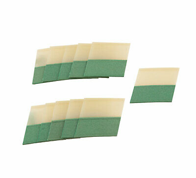 Diamabrush 400 Grit Polymer Tool Blades (Set Of 11) 1060182 Green