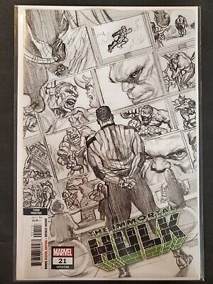 The Immortal Hulk #21 3rd Printing Marvel NM Comics Book