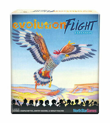 North Star Games Evolution: Flight Expansion -  FREE SHIPPING, NEW IN BOX