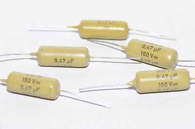 2x Vintage Tone Capacitor by ERO P1872 250 V- NOS From the 1960s 0.022 µF