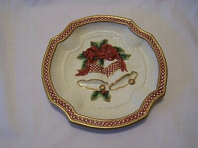 Fitz and Floyd Essentials Plate with Bells