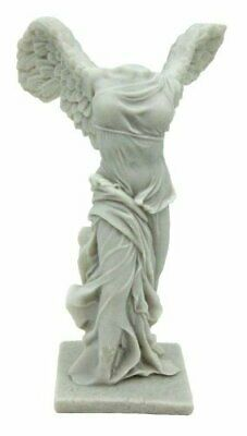 Top Collection 11-Inch Winged Victory of Samothrace Statue. Goddess Nike...