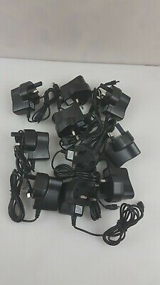 Mains wall charger for NAVIGATIONS TOMTOMS JOBLOT OF 20 CHARGERS