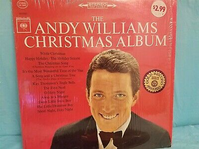 Andy Williams Christmas.The Andy Williams Christmas Album Cd 3 62 Picclick