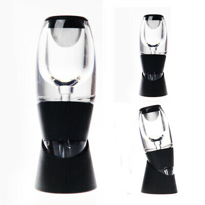 Red Wine Aerator Aeration Base Decanter Breather Pourer Taste Enhancer Filter