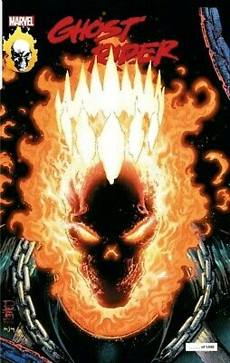 NYCC 2019 GHOST RIDER 1 GLOW IN THE DARK EXCLUSIVE VARIANT PRE-SALE 10/2 Not CGC