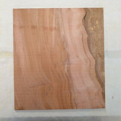 Tasmanian myrtle thick veneer woodworking craft pieces