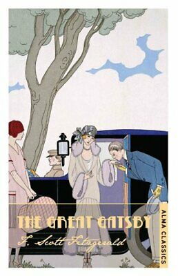 The Great Gatsby by F. Scott Fitzgerald 9781847492586 | Brand New