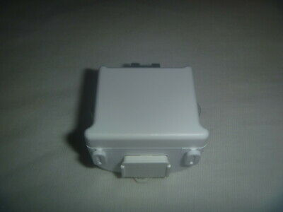 Official OEM Nintendo Wii Motion Plus Adapter Great Condition White RVL-026