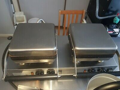 Double Waffle cone maker Silex.