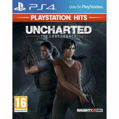 Uncharted The Lost Legacy PS4 New and Sealed