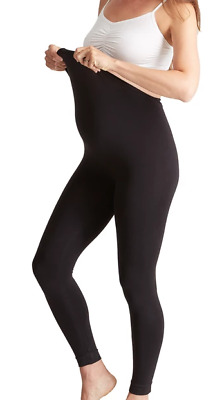 NWT Ingrid & Isabel Women's Maternity Seamless Active Pant size 1, 2, 3