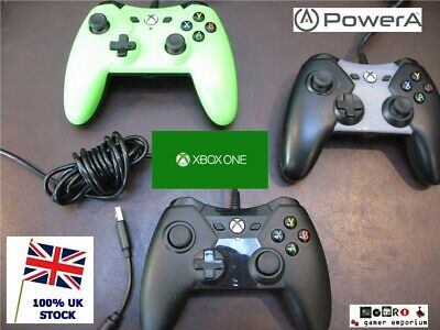 PowerA Wired Controller for Xbox One - VARIOUS COLOURS