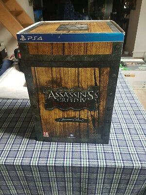 Assassin's Creed IV Black Flag Buccaneer Edition PS4