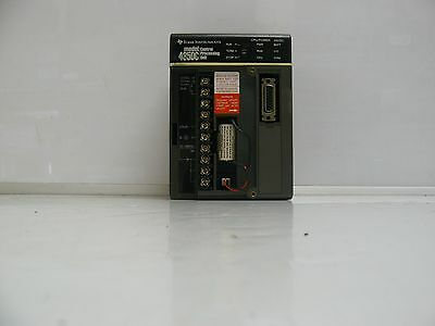 Texas Instruments 435Dc-Cpu Central Processing Unit