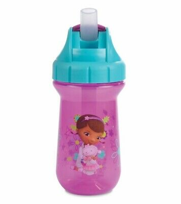 The First Years Doc Mcstuffins Straw Cup