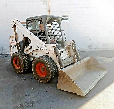 2004 BOBCAT 873 Skid Steer Loader - 6,885 lbs  - Deutz