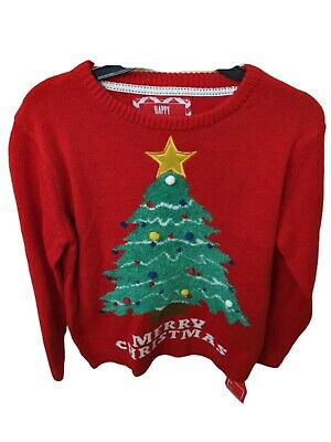 MERRY CHRISTMAS KIDS Jumper Girls boys XMAS EVENING WEAR Cardigan New PRIMARK