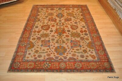 ON SALE 5x7 ft. TOP QUALITY TURKISH NEW beautiful colorful hand knotted Rug