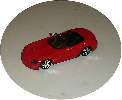 Maisto - Dodge Viper - Red  -  1:43 - O Train Vehicle