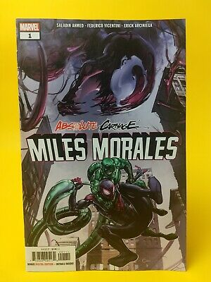 Absolute Carnage: Miles Morales #1 NM | Ahmed & Vicentini | Marvel Comics (2019)
