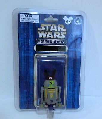 Star Wars Droid Factory Disney Parks Droid With Mickey Ears Hat