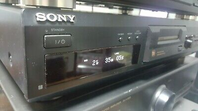 Sony MDS-JE330 Minidisc Deck - Stereo Separate MD Player Recorder