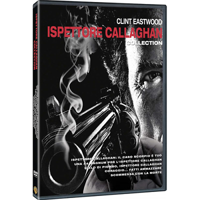 Ispettore Callaghan Collection (5 Dvd)  [Dvd Nuovo]