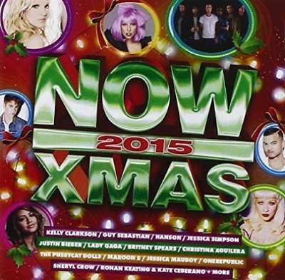 Now Xmas 2015 (Various Artists) [New & Sealed] Christmas CD