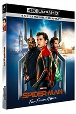 Spider-Man - Far from Home (4K Ultra HD + Blu-Ray Disc)