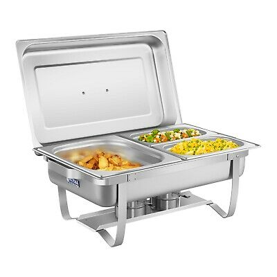 Chafing Dish Gastro Food Warmer Professional Food Container Bain Marie Container
