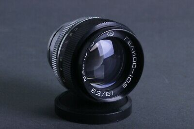 🔥HELIOS-103🔥 53mm f/1.8 Soviet Lens copy Sonnar Mount CONTAX. For KIEV 2, 3, 4