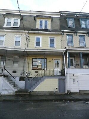 Investors 4 houses for sale - 3 rented - Shamokin PA