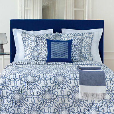 YVES DELORME = AMAZONE DUVET COVER TC 500 EGYPTIAN COTTON 50/% OFF RRP