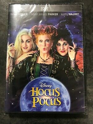 Hocus Pocus DVD Factory Sealed