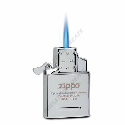 Zippo butane insert single torch lighter