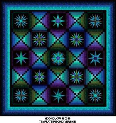 Moonglow Quilt Kits