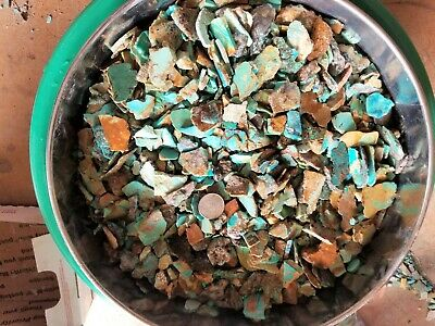 Turquoise rough 3 pounds