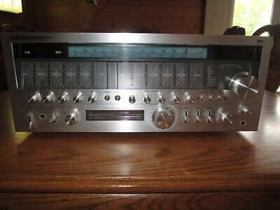 Vintage MCS 3125 Monster Stereo Receiver Japan 125 WPC RMS