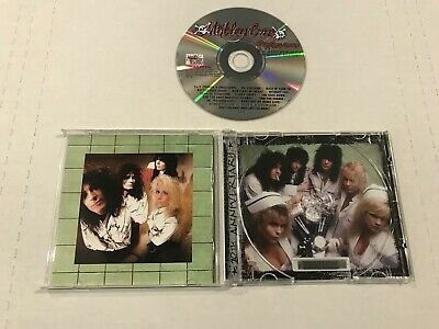 Motley Crue-DR FEELGOOD-**20th ANNIVERSARY CD** 2010 EXPANDED EDITION RARE!! OOP