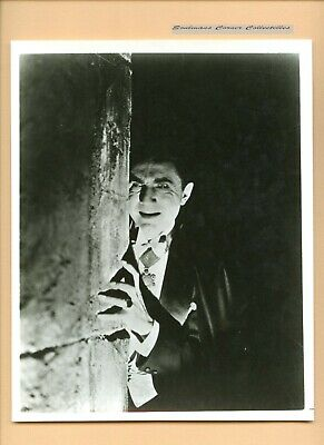 Excellent Vintage Movie Still Photograph Bela Lugosi Dracula **FREE SHIPPING**