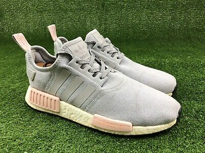 ADIDAS NMD R1 W Vapour Pink Light Onix Grey Women's Nomad